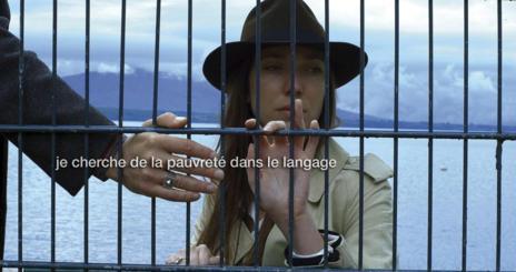 Un fotograma de 'Adieu au langage'.