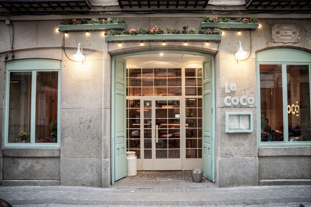 En el barrio de Chueca, concretamente en la calle Barbieri, ha abierto...