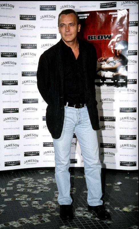 José Coronado. Los años le han sentado bien a un actor que no tiene...