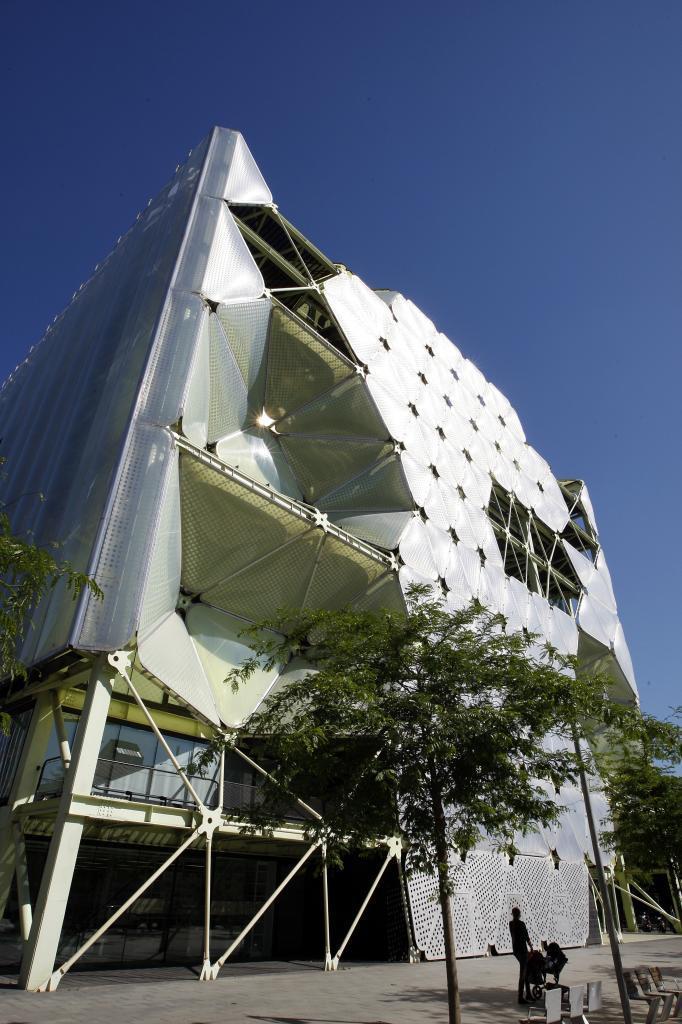 El edificio Media-TIC acoge la sede barcelonesa de BDigital.