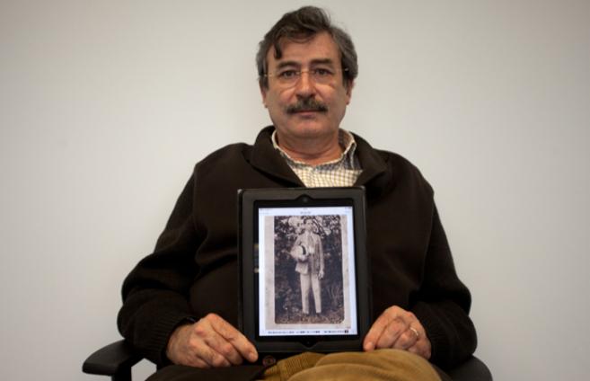 El asturiano González Fernández abandonó todo lo que tenía. Su...