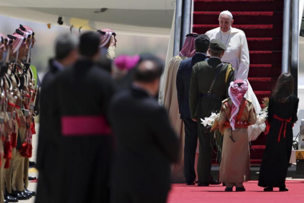 Autoridades cristianas y musulmanas han sido las encargadas de dar la...