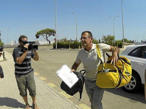 El exconseller de Turismo y expresidente de Unió Mallorquina, Miquel...