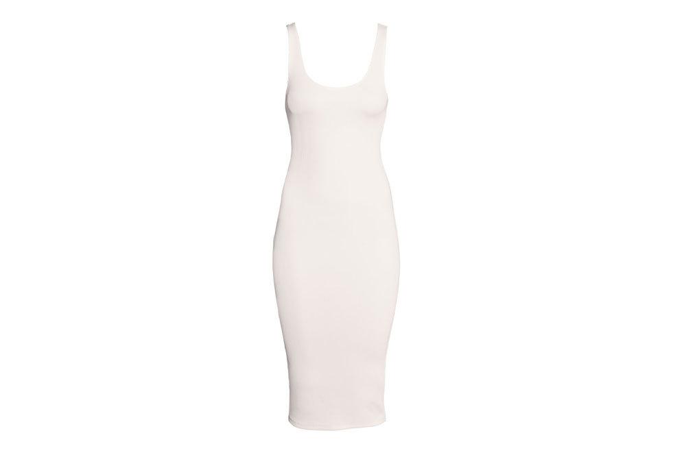 Vestido de punto, de H&M (29,95 ¤).