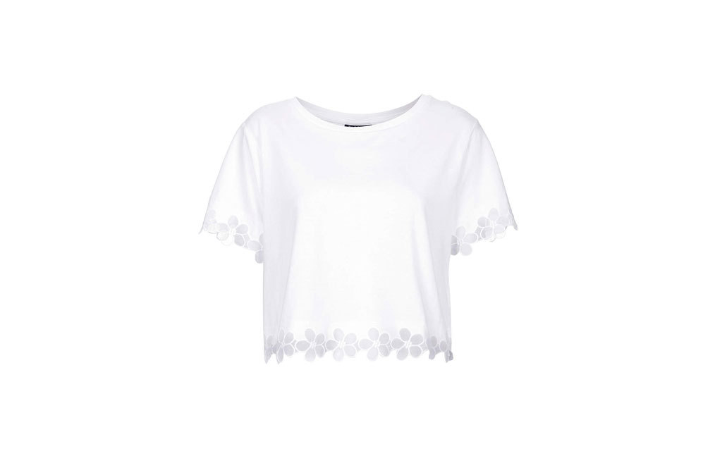 Camiseta, de Topshop (29 ¤).