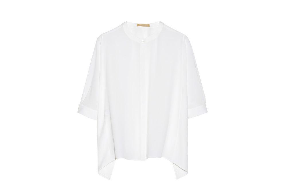 Camisa quimono de Michael Kors (c.p.v.).
