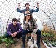 La familia Muñoz-Calero, artífice del proyecto eco.
