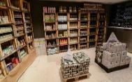 Zona de producto seco: conservas, limpieza...