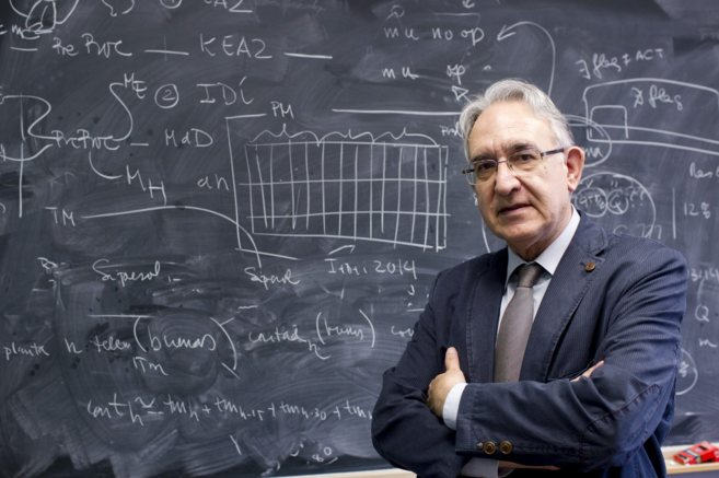 El director general del Instituto de Ingeniería del Conocimiento,...