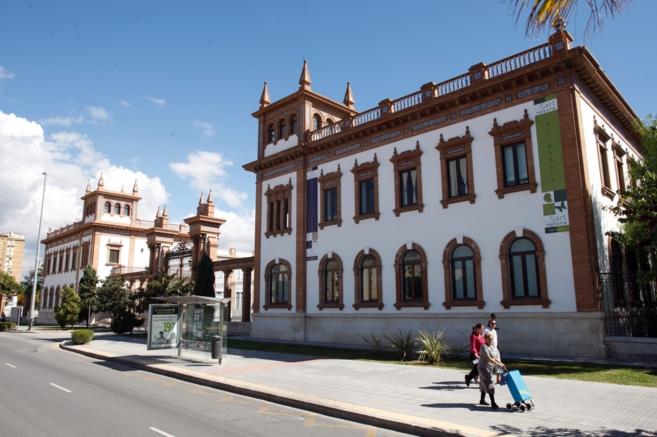Vista del edificio de Tabacalera, donde está previsto el complejo...