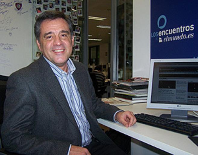 Rafael Bachiller, en un encuentro digital con los lectores de...