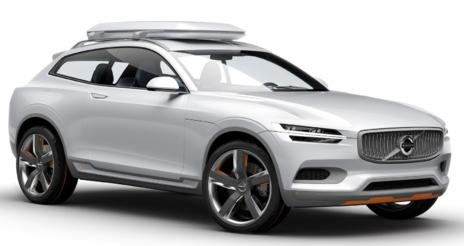 Prototipo Volvo XC Coupé Concept