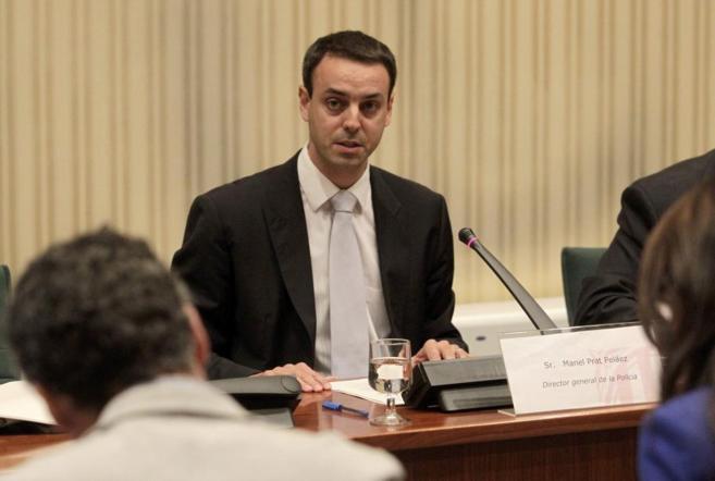 Manel Prat, durante una comparecencia para explicar el lanzamiento de...