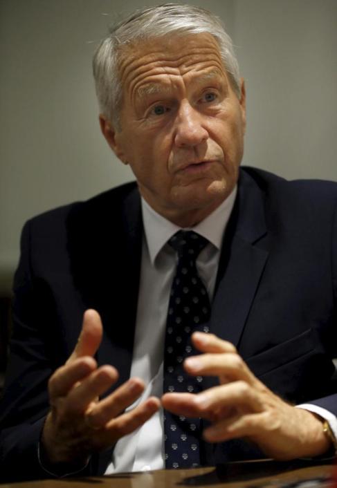 Thorbjorn Jagland, secretario general del Consejo de Europa.