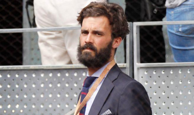 Enrique Solís, hijo de Carmen Tello.