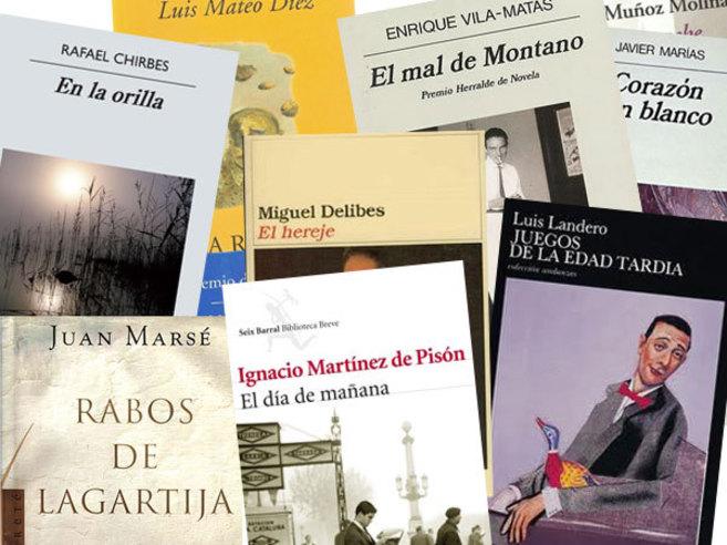1989 2014 Las 25 Mejores Novelas Cultura El Mundo
