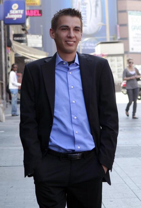 Imagen de archivo de Pablo Soto, poco antes de declarar en 2009.