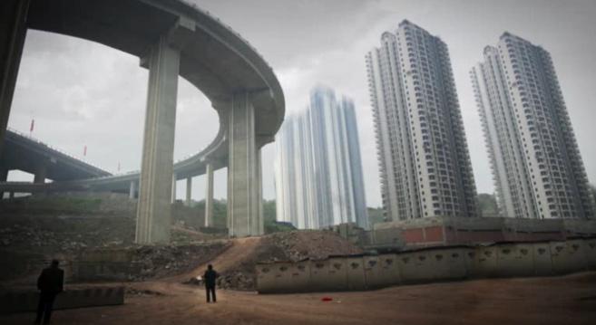 Fotograma del webdocumental 'Highrise'