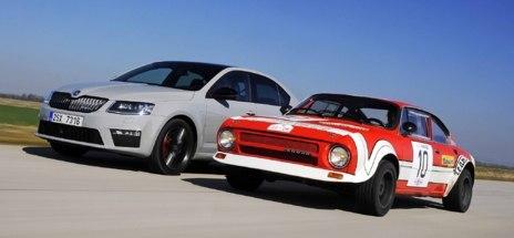 Skoda Octavia RS y 180 RS
