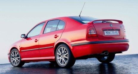 Skoda Octavia RS (2001)
