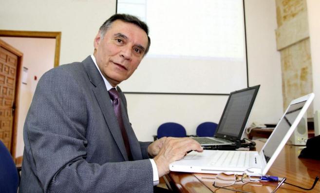 Imagen de archivo del ex presidente de Ecuador Jamil Mahuad en la...
