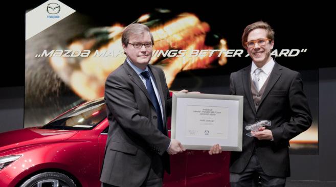 Antti Junkkari, vencedor de la edición anterior