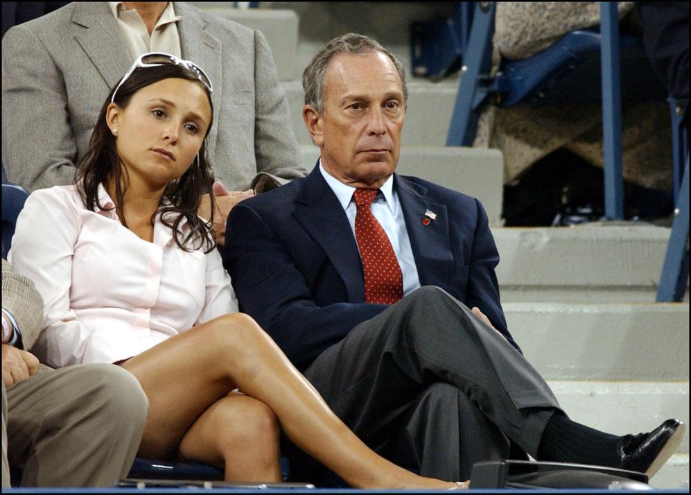 Georgina Bloomberg, la hija del que fuera alcalde de Nueva York, Mike...