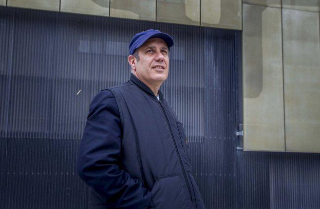 El escritor Federico Moccia, autor de la novela  'A tres metros...