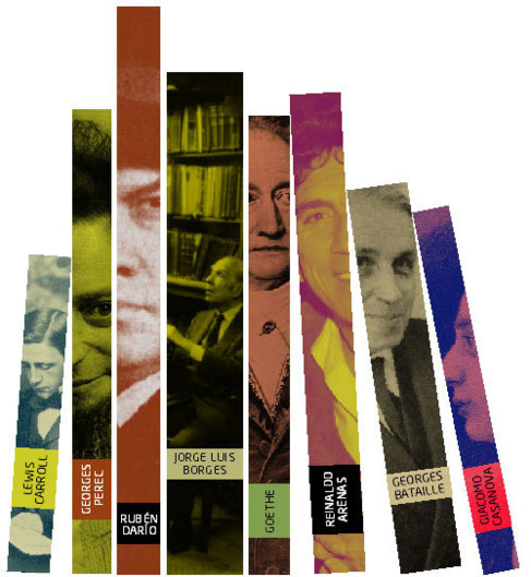 Mapamundi de librerías, por Juan Bonilla