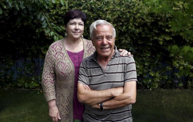 Julio Pinillos y Emi Robles