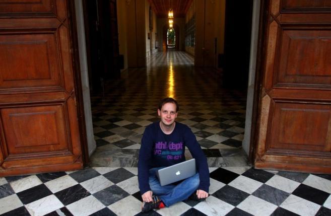 Peter Sunde en una imagen de archivo