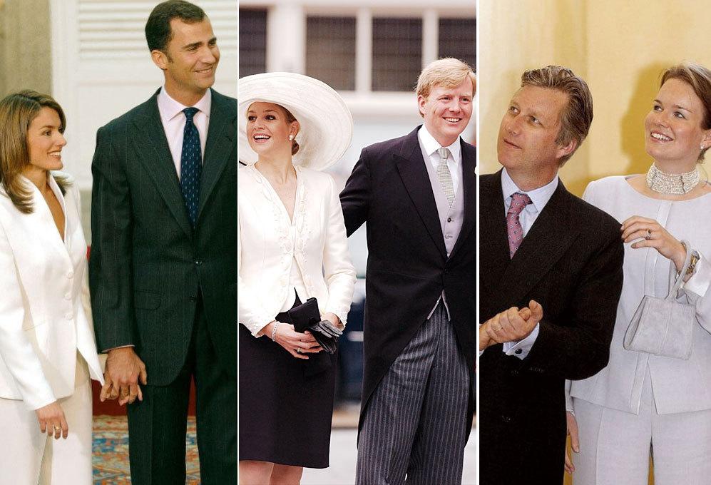 Con su matrimonio con Matilde, Felipe de Bélgica -hijo mayor del rey...