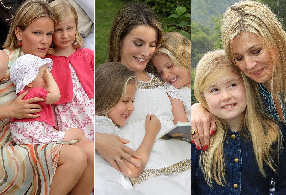 Felipe y Matilde de Bélgica tienen cuatro hijos, la heredera  Isabel...