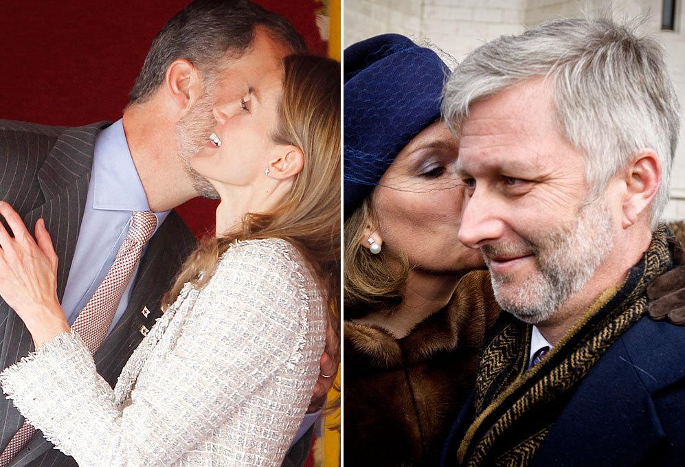 Ni Matilde ni Letizia se han librado de los rumores en torno a su...