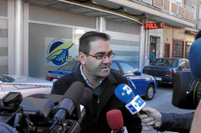El ex alcalde de Collado Villalba.