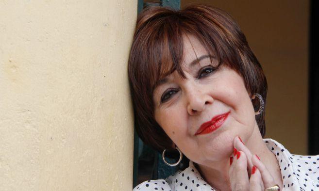 Concha Velasco se muestra optimista y fuerte ante la enfermedad