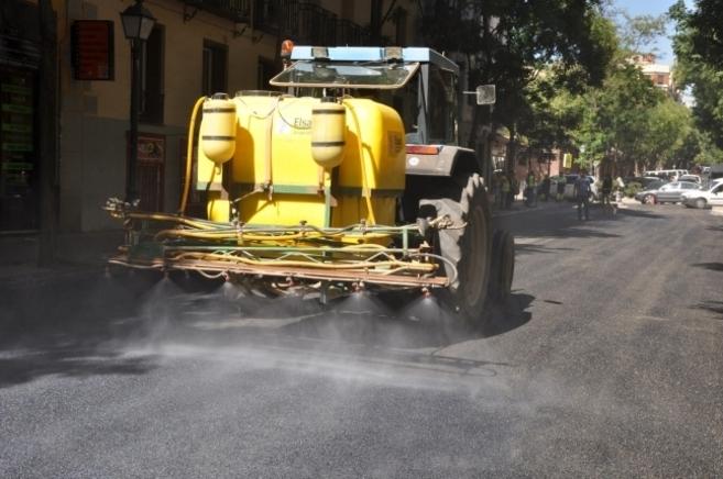 Cartif lucha por tratar el asfalto para que se...