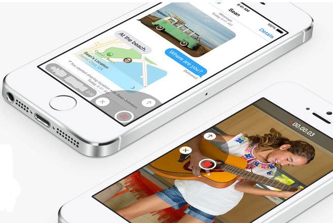 Primer vistazo a iMessage de iOS 8.