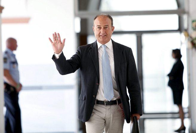 El ex consejero de Innovación, Ciencia y Empresa Martín Soler, por...