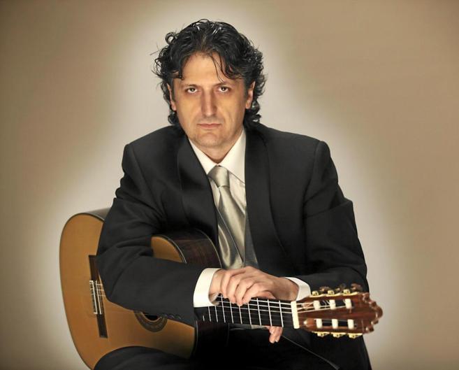 El guitarrista catalán Juan Manuel Cañizares