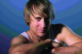 El productor musical David Guetta.