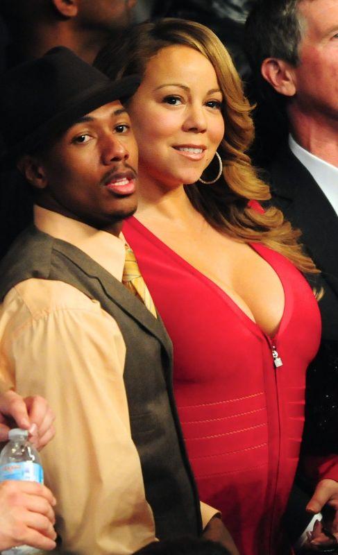 Mariah Carey. La siempre excesiva Mariah Carey (44) no se ha comprado...