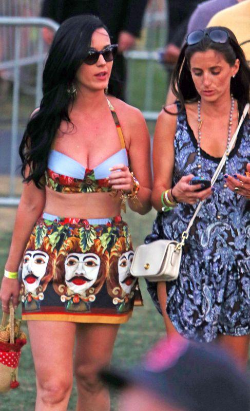El caso de Katy Perry (29) es el que mejor ejemplifica que no hace...