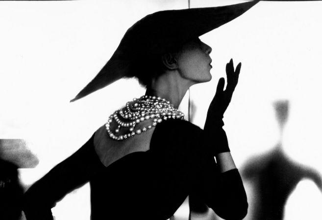 Blowing Kiss, Barbara Mullen, New York, c. 1958. Reinterpreted 1994.