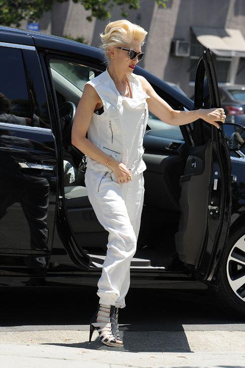 Gwen Stefani y su estilo roquero cierran el 'top ten'. El color...