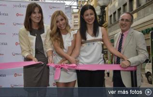 Marta Ajuria, Natalia, Samary Fernández y Sergio Etxebarria.