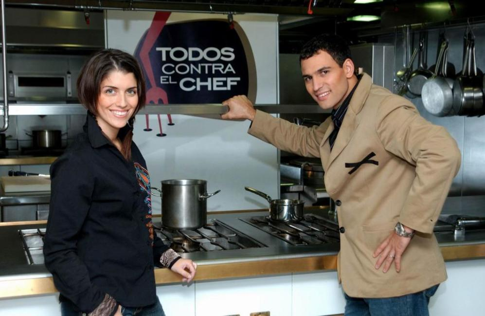 Darío Barrio era un chef muy televisivo. Fue presentador de Canal...