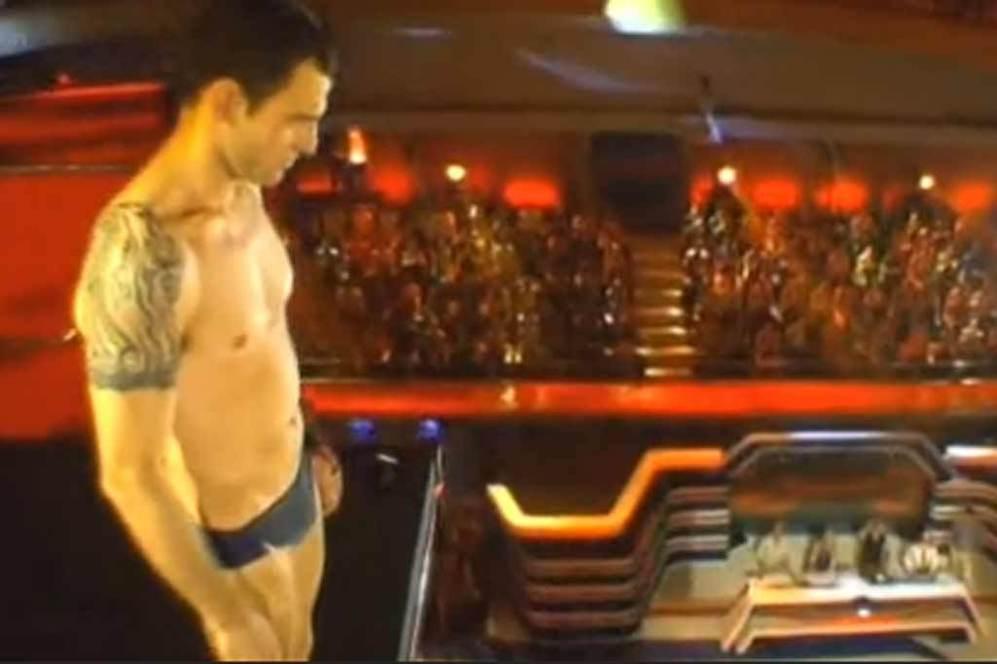 El cocinero también participó en 'Splash', el programa televisivo de...