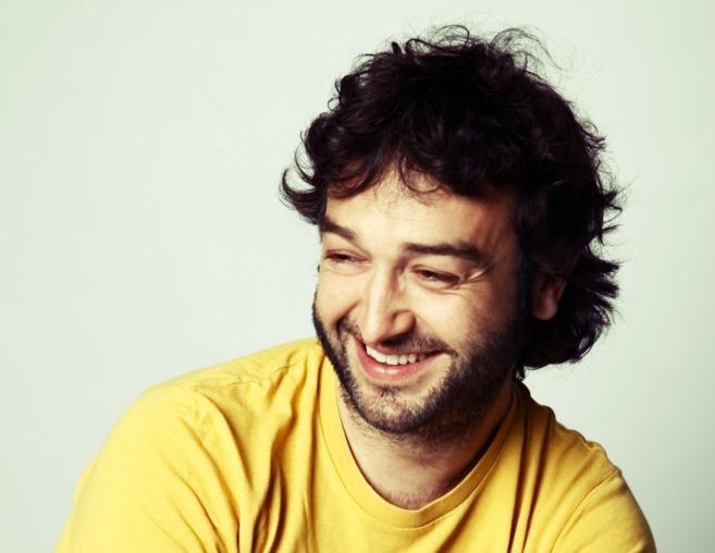 Sergio Caballero, actor nacido en Vila-real.