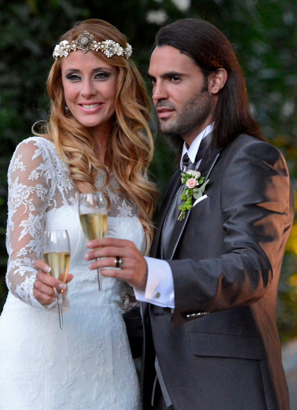 Elisabeth Reyes y Sergio Sánchez han puesto el broche de oro a su...